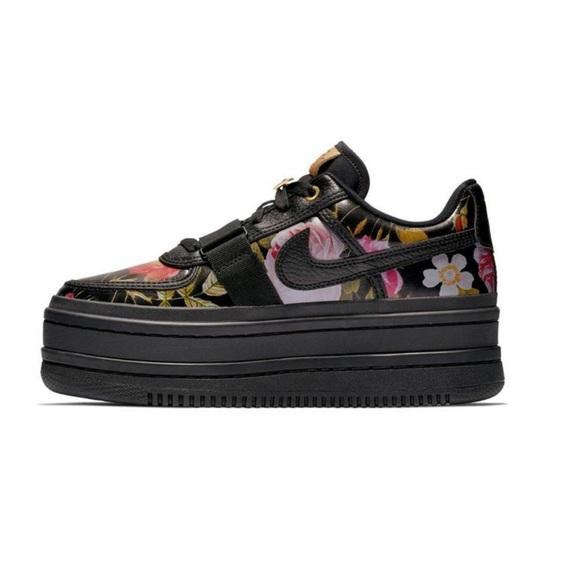 Rare Nike Vandal 2k Lx Floral Platform